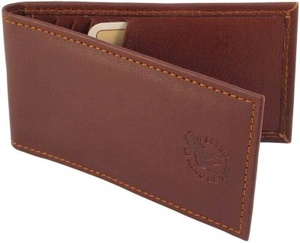 CARDHOLDER  MOOSE/ELK LEATHER