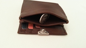 WALLET Soft wonderfull elkleather